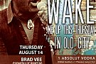 WAKE Me UP in Old City this Thursday by BRAD VEE (Boney M) + saxophone + percussion LIVE Show