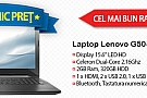 Laptop LENOVO IdeaPad G50-30