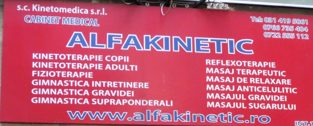 CM Alfakinetic - 13 Septembrie