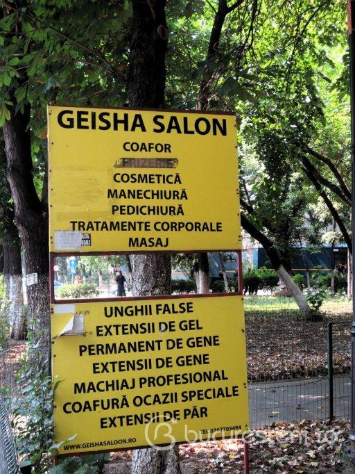 Geisha Salon