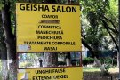Geisha Salon