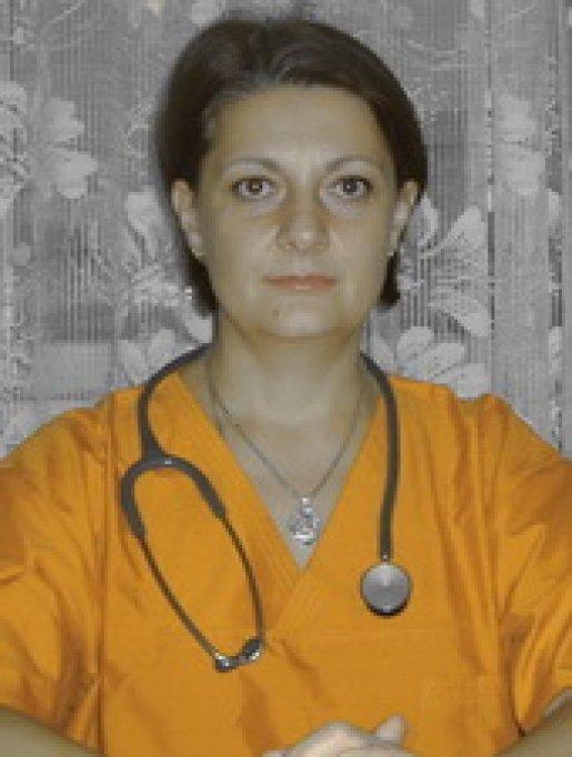 Nicolau Mirela Sorina - doctor