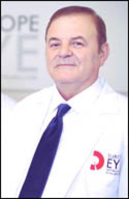 Omer Faruk Yilmaz - profesor doctor
