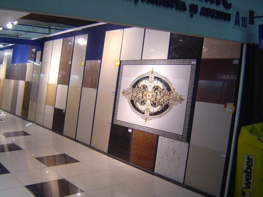 Orient Ceramic - Complex Expo Construct 2