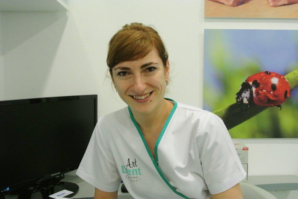 Razicheanu Irina - doctor