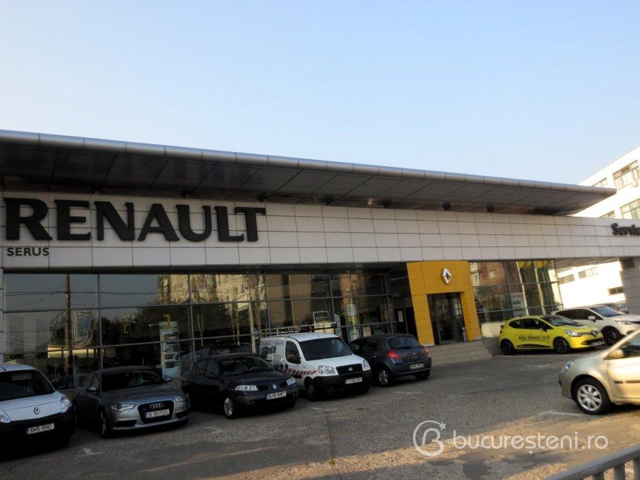 Serus - Dealer Renault