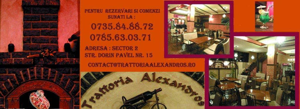 Trattoria Alexandros