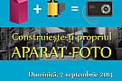 Workshop pinhole: Construieste-ti propriul aparat foto