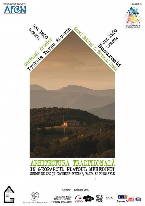 Arhitectura traditionala in Geoparcul Platoul Mehedinti