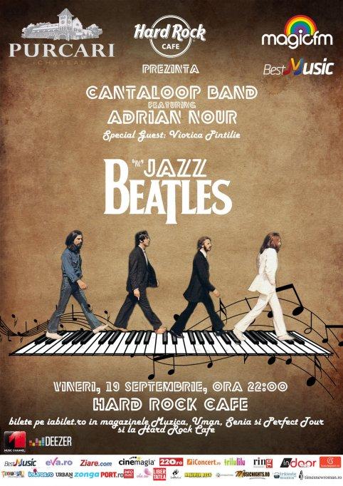 Beatles N Jazz cu Adrian Nour @ Hard Rock Cafe