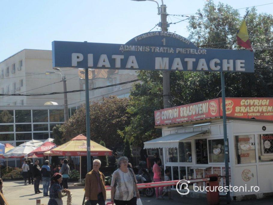 Piata Matache