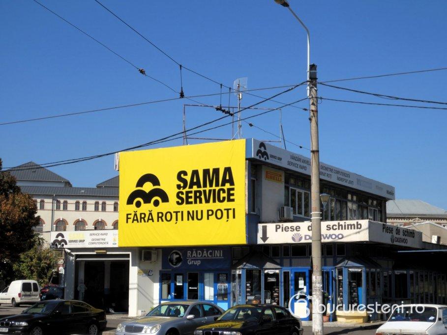 Sama Service - Calea Grivitei