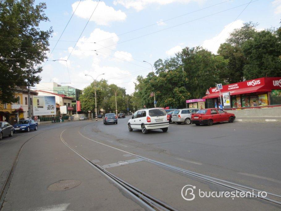 Strada Barbu Vacarescu