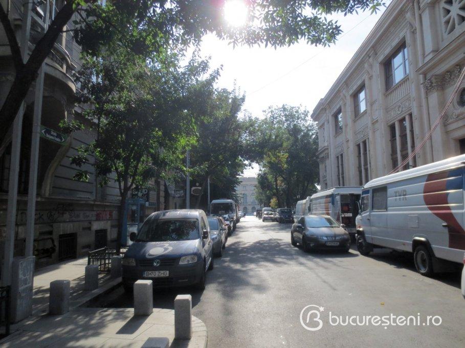 Strada Benjamin Franklin