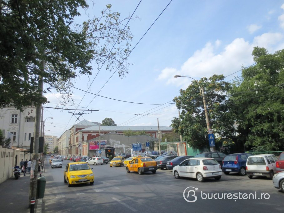 Strada Gheorghe Polizu