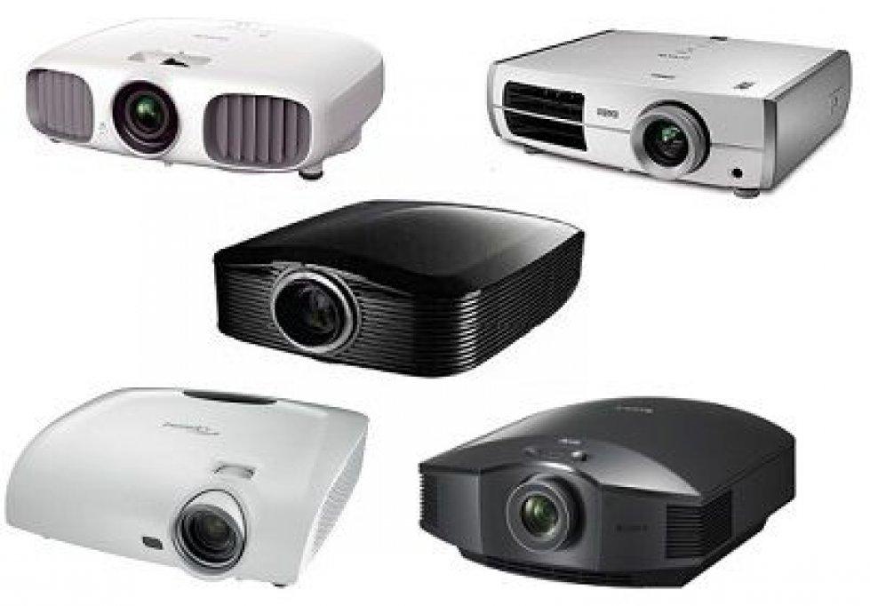 Videoproiectoare la cele mai mici preturi