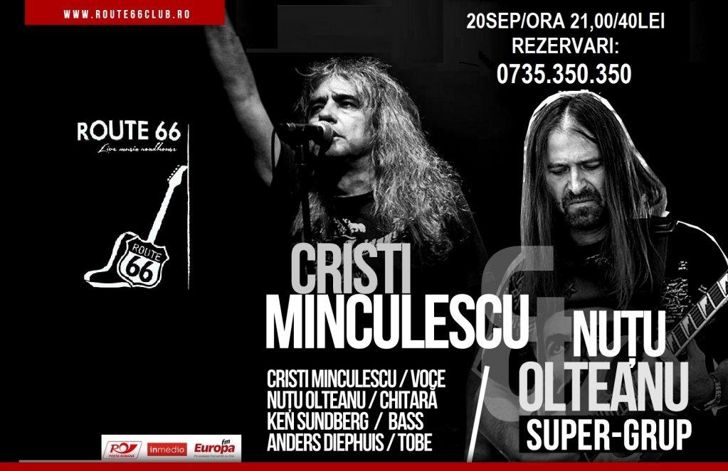 Concert Cristi Minculescu & Nutu Olteanu