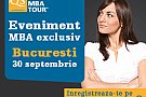 QS World MBA Tour Bucuresti