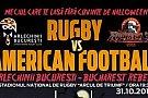 Rugby vs Fotbal American