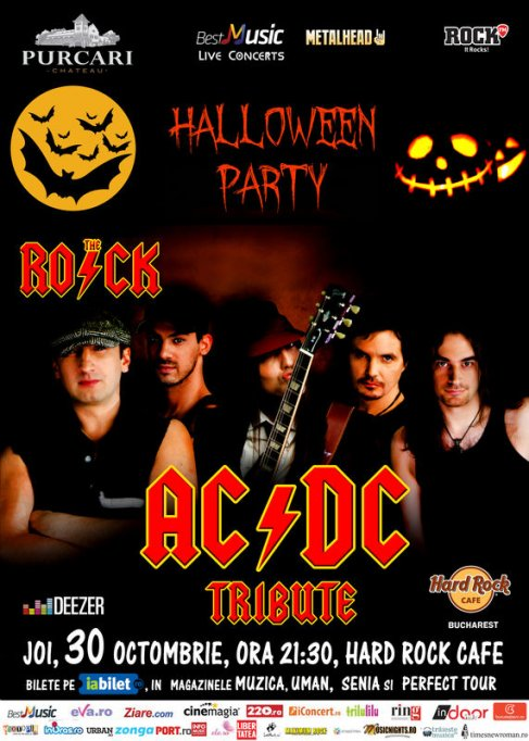 Concert The R.O.C.K. - AC/DC Tribut