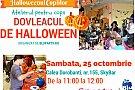 Intră in atmosfera Halloweenului cu Atelierul de Decorat Dovleci!