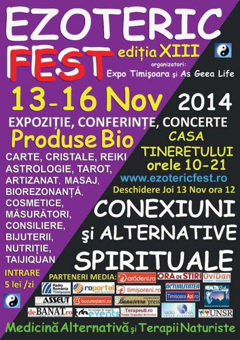 Festivalul Ezoteric Fest 2014
