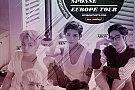 K-Pop: NU`EST la Bucuresti