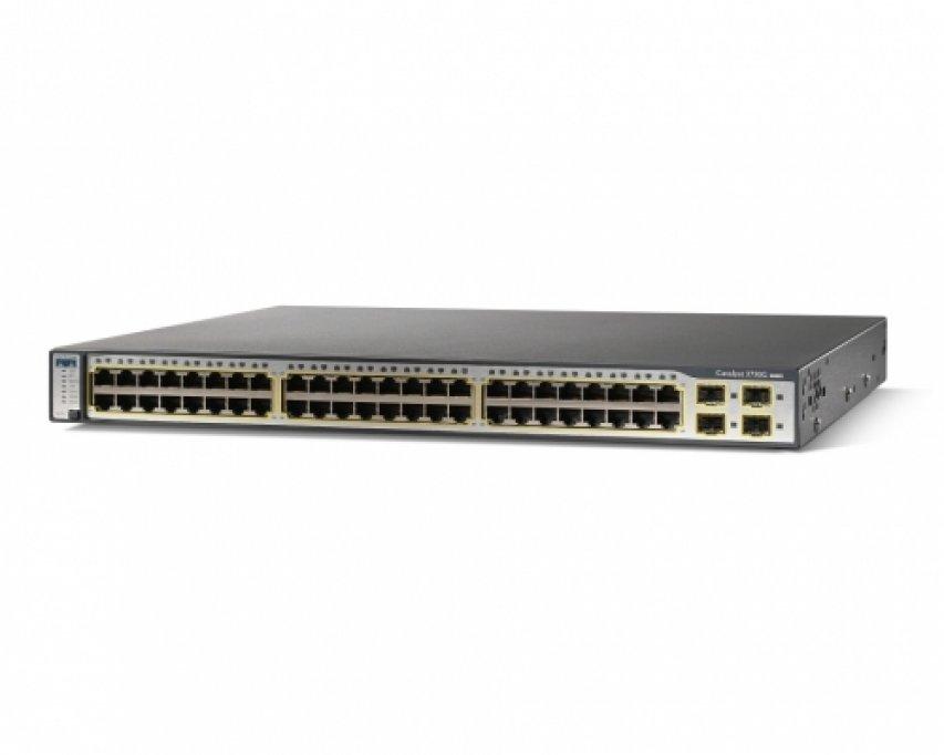 Switch Cisco WS-C3750G-48TS-S Super Ocazie