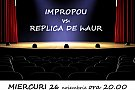 Improvizatie: Impropou vs Replica de hAur
