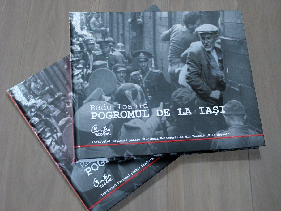 Primul album fotografic despre Pogromul de la Iași va fi lansat la târgul de carte Gaudeamus