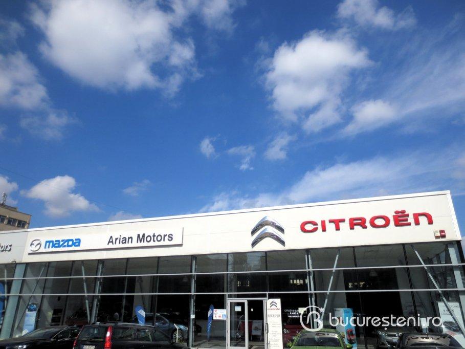 Arian Motors - Dealer Mazda