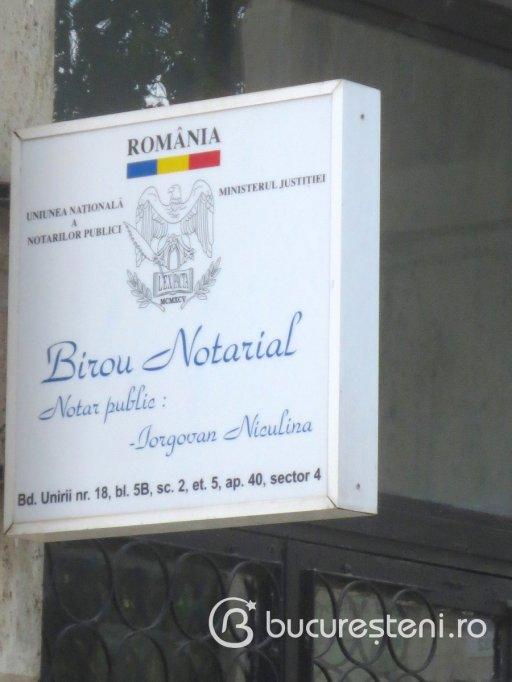 Birou notarial Iorgovan Niculina