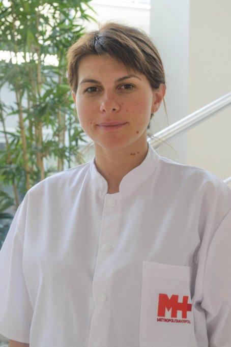 Buliga Simona - doctor