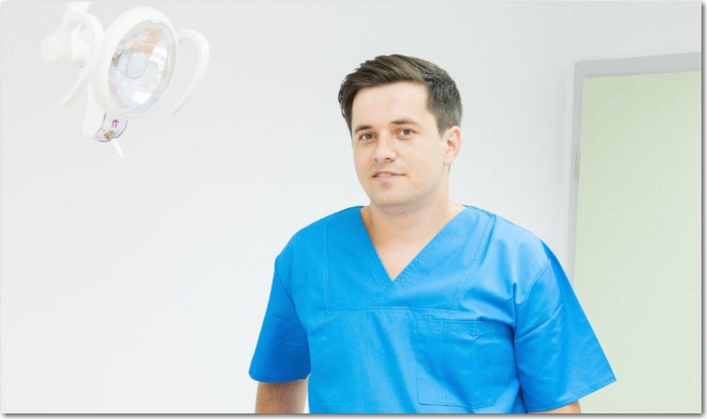 Calin Cosmin - doctor