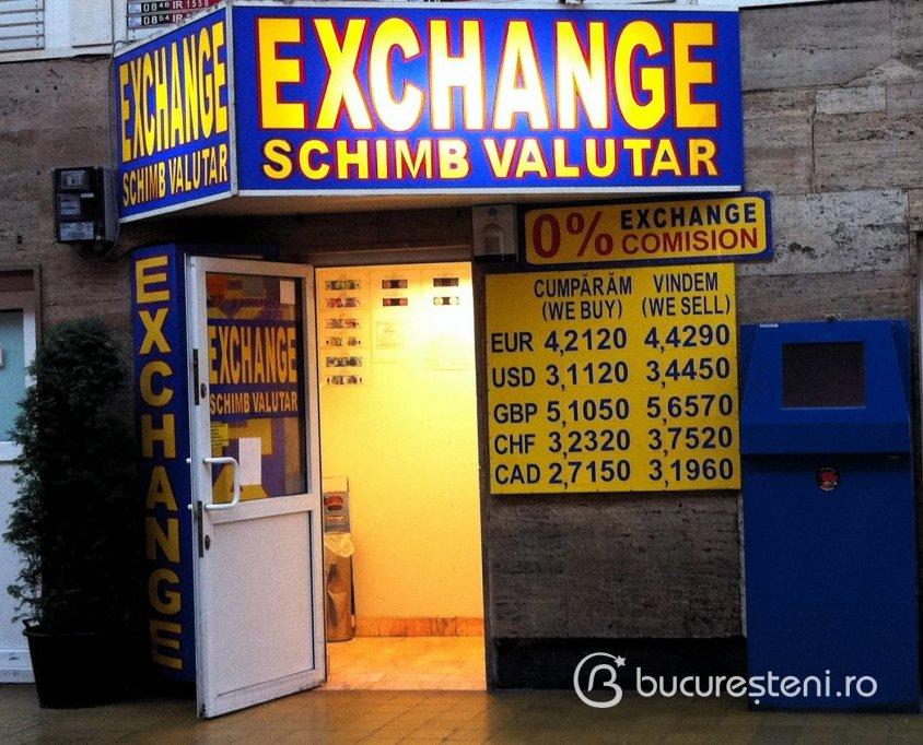 Casa de Schimb Valutar - Gara de Nord