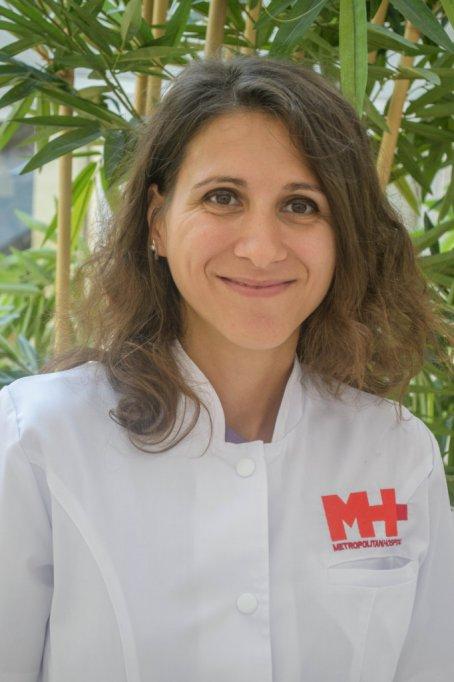 Ciuperca Elena Aureliana - doctor