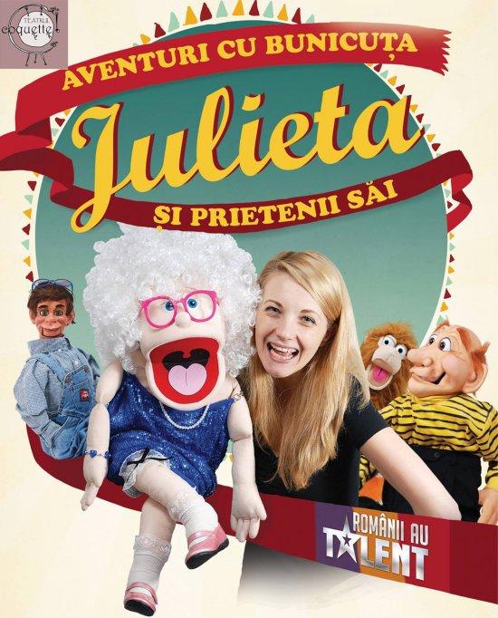 Aventuri cu Bunicuta Julieta& Co.