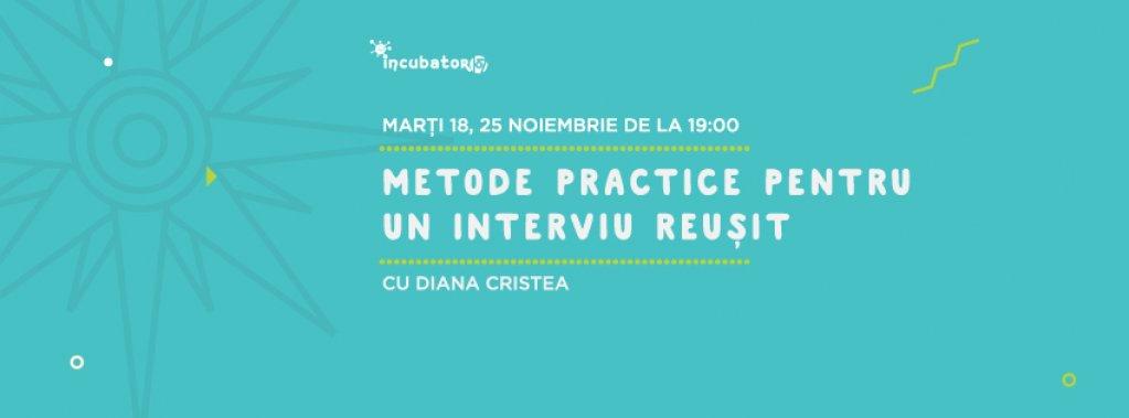 Metode practice pentru un interviu reusit
