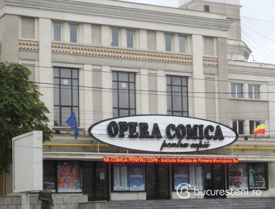 Opera Comica Pentru Copii Bucuresti