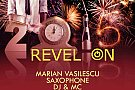 REVEL ON ❅ New Year's Eve ❅ 2015 @ 1001 Social Bar & Cuisine