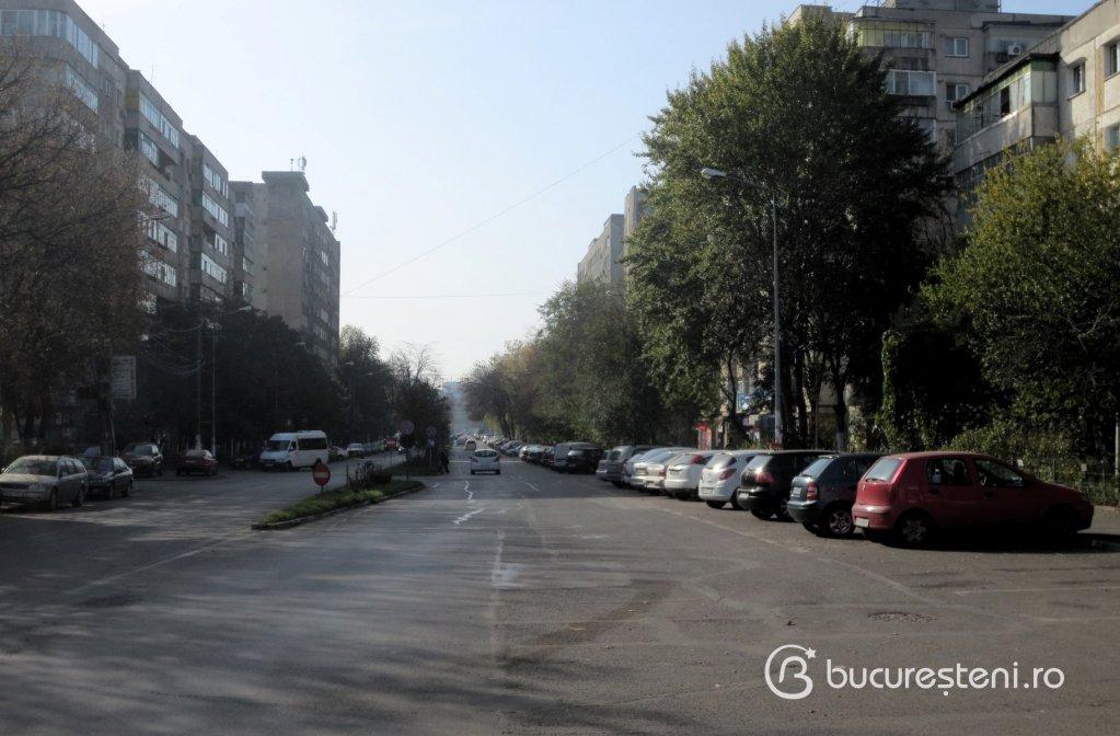 Strada Apusului