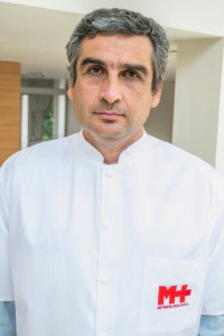 Teleanu Gabriel - doctor
