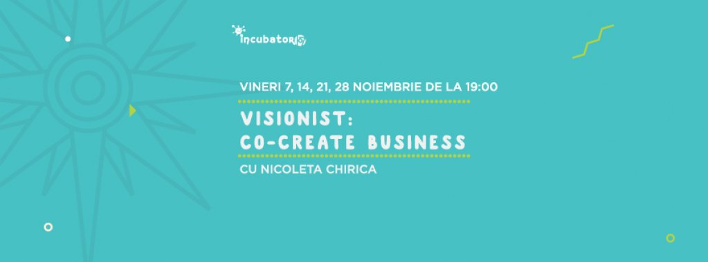 Visionist: Co-create business