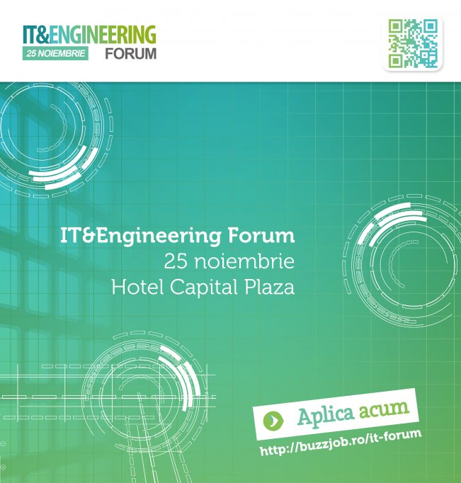 IT&Engineering Forum – mixul ideal intre IT si auto