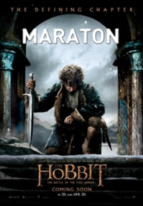 Hobbit marathon 3D