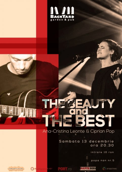 The Beauty and The BEST with Ana-Cristina Leonte & Ciprian Pop