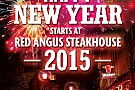 Revelion 2015 la Red Angus Steakhouse