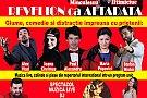 Actorii În Culise își petrec revelionul printre oameni