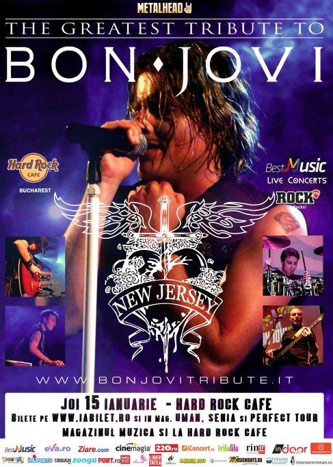 Best Tribute to Bon Jovi
