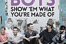 "Grand Cinema & More transmite in premiera ""BACKSTREET BOYS: SHOW 'EM WHAT YOU'RE MADE OF"""